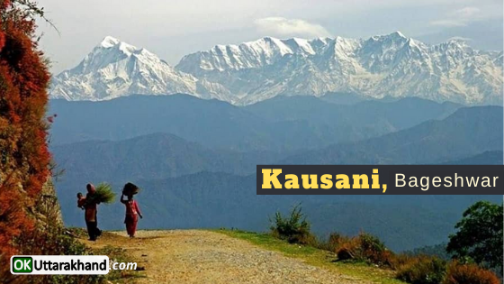 kausani hill station