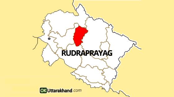 map of rudraprayag